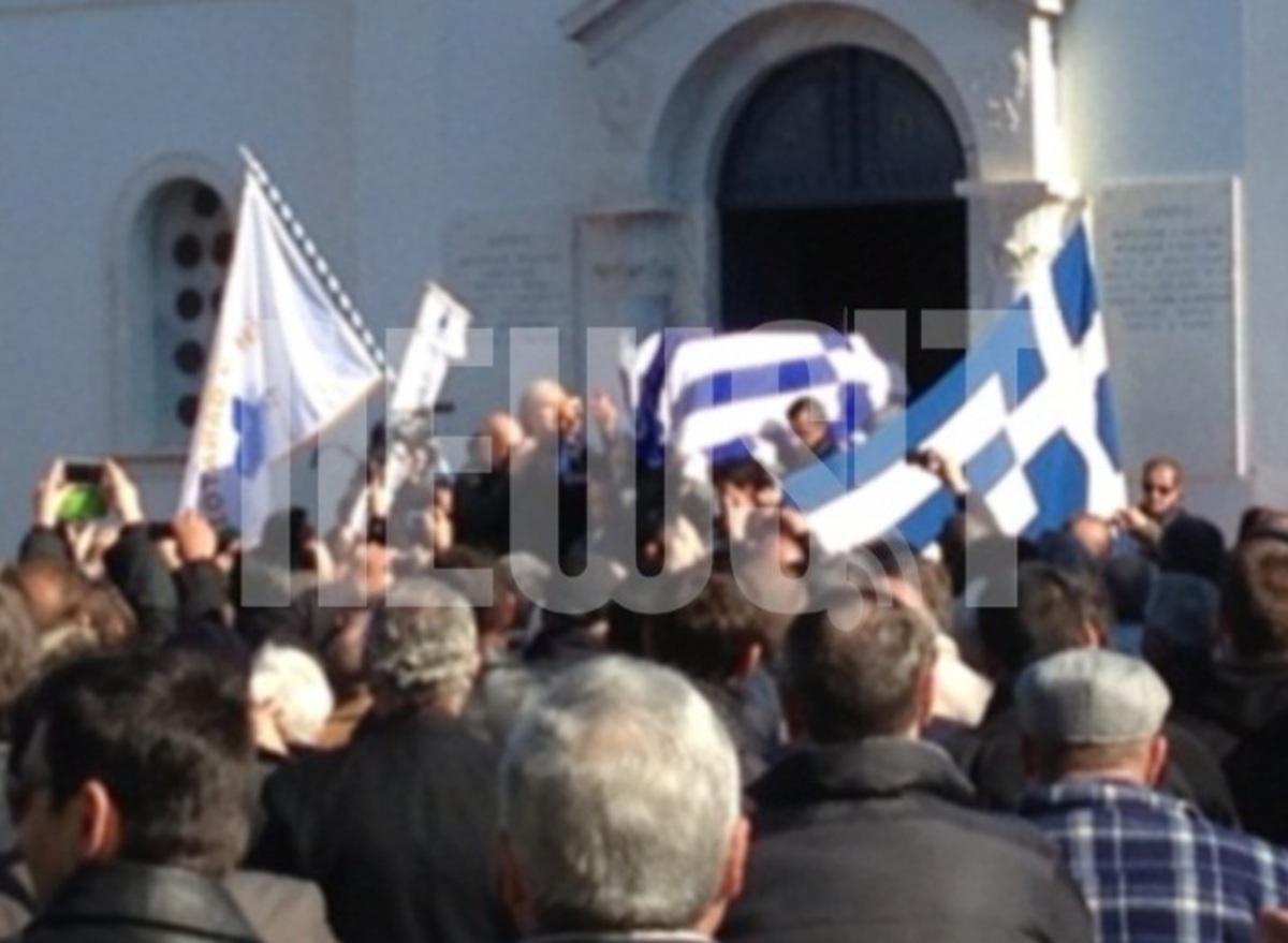 Χουντικές μπαλωθιές στην κηδεία Ντερτιλή – Αμβρόσιος: Ήταν ήρωας σαν τον Κολοκοτρώνη   Newsit.gr