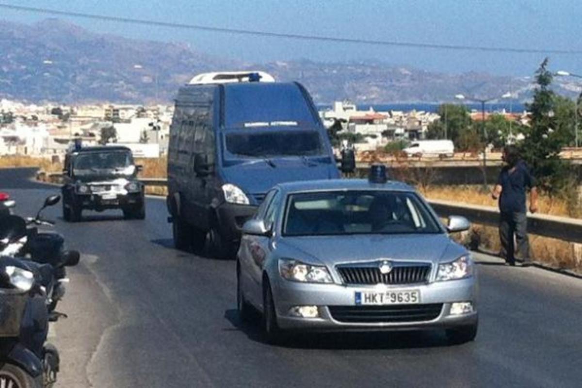 Προφυλακίστηκε ο 52χρονος για το διπλό φονικό στην Κρήτη – Τι είπε για το μακελειό   Newsit.gr