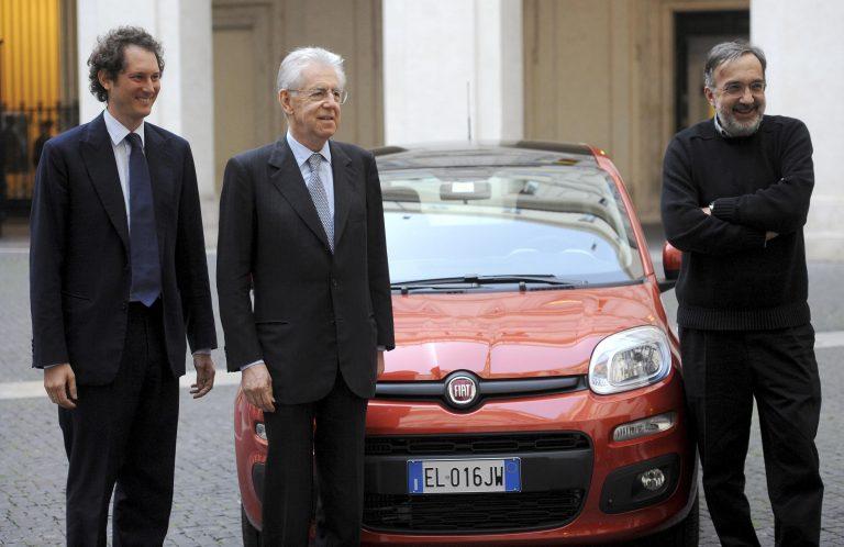 Το Σάββατο κρίνεται το μέλλον της Fiat   Newsit.gr