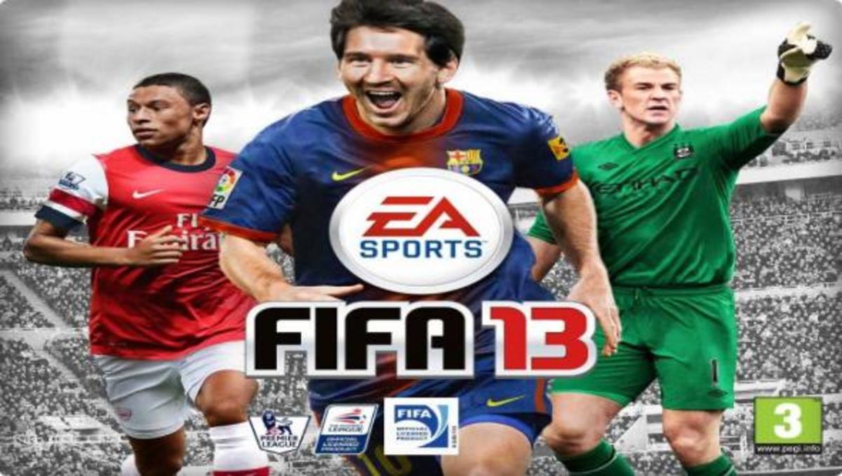 Μία πρώτη γεύση από το FIFA 13 | Newsit.gr