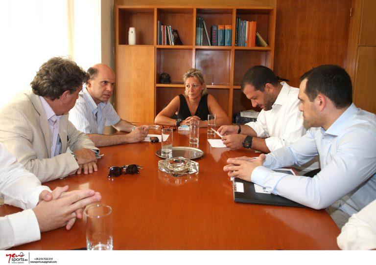 """""""Στο πλευρό της ΑΕΚ γι' αυτό το κορυφαίο αναπτυξιακό έργο""""   Newsit.gr"""