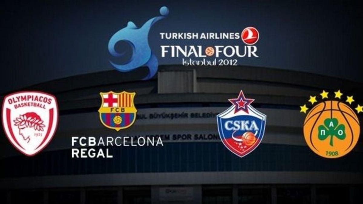 Τέλος τα εισιτήρια για το final 4   Newsit.gr