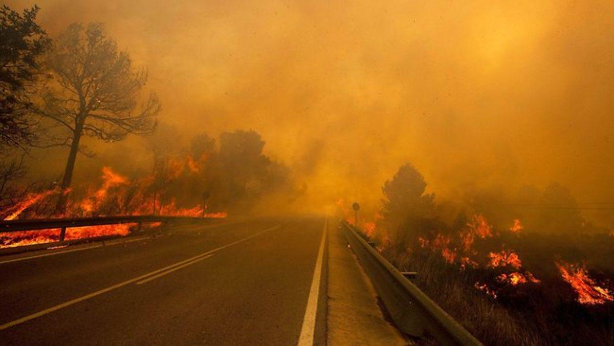 Φωτιές στην Βοσνία λόγω καύσωνα | Newsit.gr