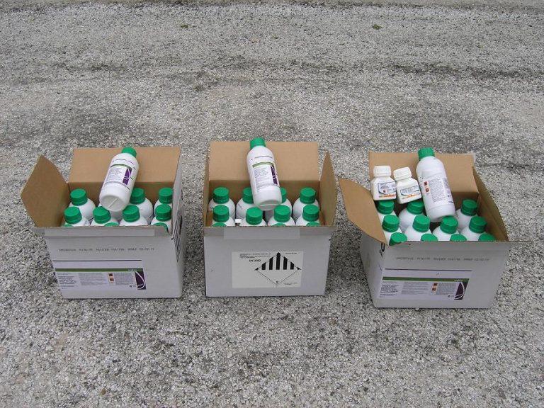 Δράμα: Έρχονταν στην Ελλάδα με 36 λίτρα λαθραίων φυτοφαρμάκων | Newsit.gr