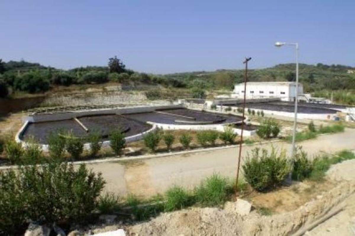«Έγδυσαν» το βιολογικό καθαρισμό Ιεράπετρας | Newsit.gr