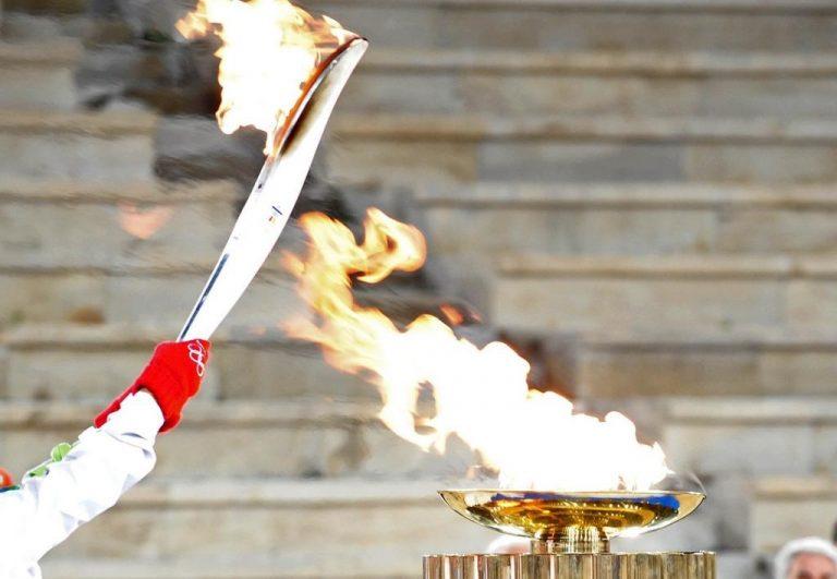 Θεσσαλονίκη: Στο Λευκό Πύργο την Κυριακή η Ολυμπιακή Φλόγα   Newsit.gr