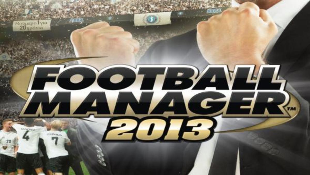 Στις 2 Νοεμβρίου κυκλοφορεί το Football Manager 2013!   Newsit.gr