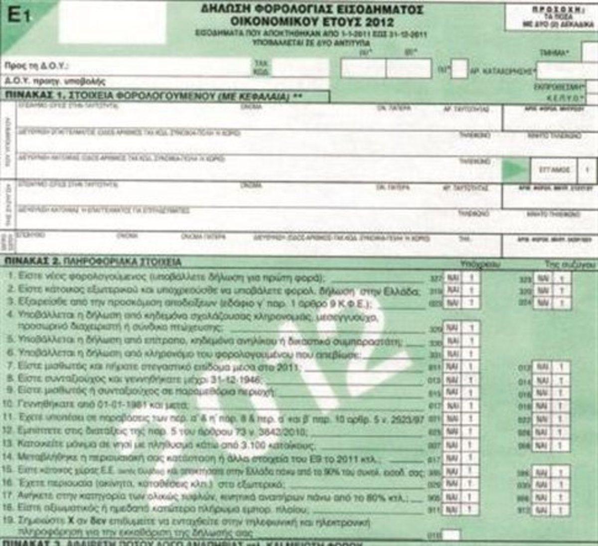 Παράταση έως τις 31/07 έδωσε το υπ.Οικονομικών για την υποβολή των φορολογικών δηλώσεων – Κινδύνευε να καταρρεύσει το σύστημα | Newsit.gr