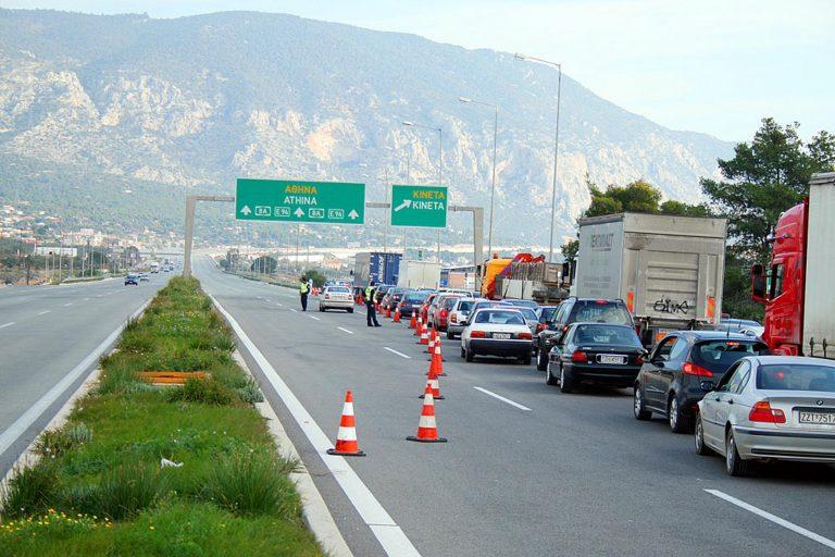 Λάρισα: Προβλήματα στην κυκλοφορία από εκτροπή φορτηγού! | Newsit.gr