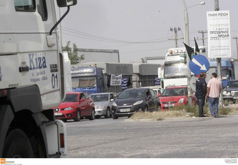 Ήθελαν να σκοτώσουν τους φορτηγατζήδες που δούλευαν- χρησιμοποίησαν φυσίγγια για αγριογούρουνα   Newsit.gr