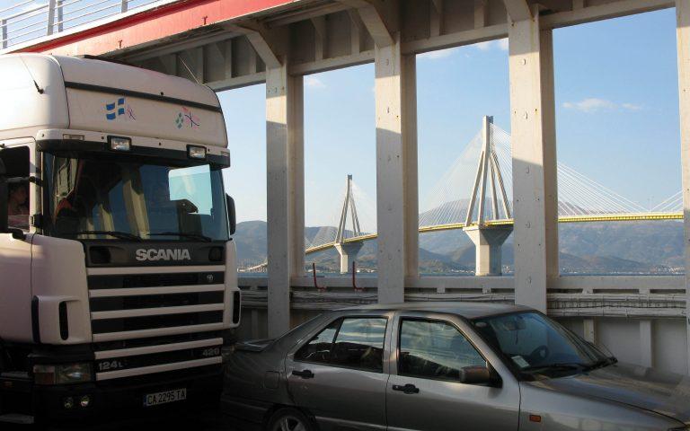 Απαγορεύεται η κυκλοφορία μεγάλων φορτηγών Παρασκευή και Κυριακή | Newsit.gr