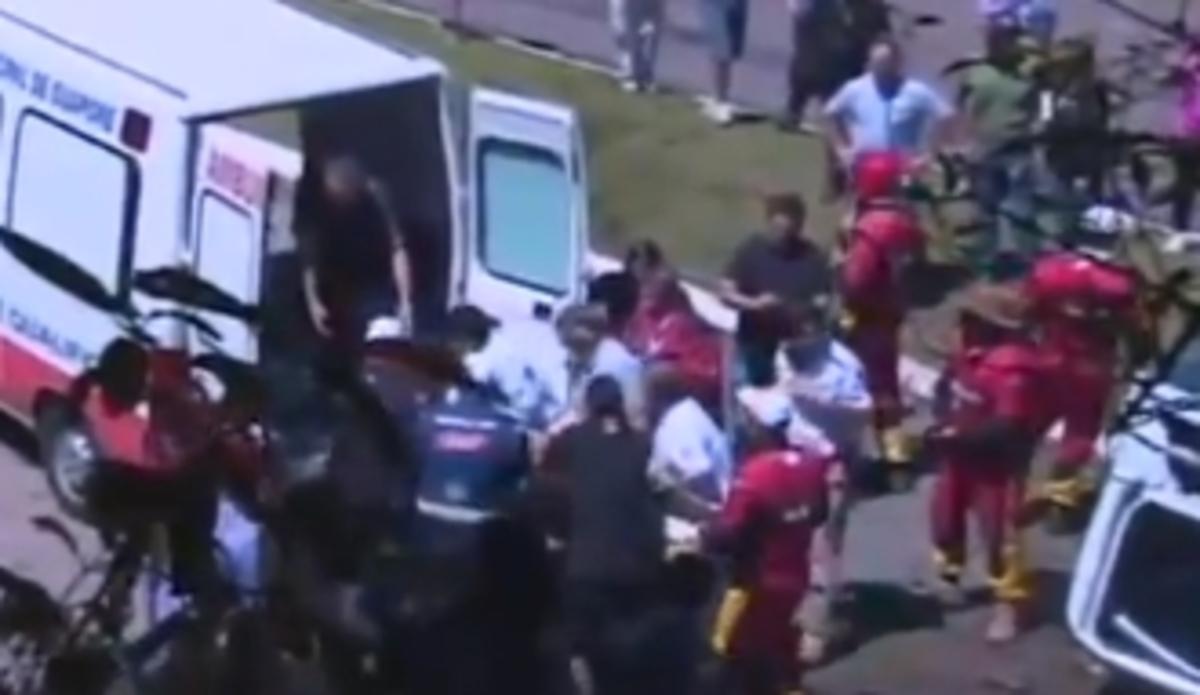 Έριξε στη χαράδρα το φορτηγό για να…σώσει τους υπόλοιπους(VIDEO)   Newsit.gr