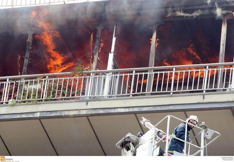Φωτιά σε διαμέρισμα στο Περιστέρι – Ένας νεκρός | Newsit.gr