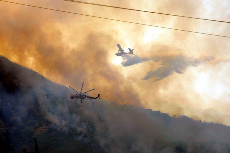Κόλαση φωτιάς – Εκκενώθηκαν 4 οικισμοί στα Χανιά – Καίνε δύο μέτωπα στην Πάτρα | Newsit.gr