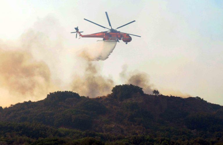 Μαίνονται τα μέτωπα στην Πάτρα – Υπό έλεγχο η φωτιά στα Χανιά, αλλά μεγάλες καταστροφές σε σπίτια και κτήματα   Newsit.gr