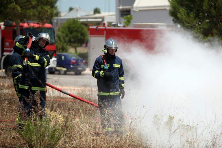 Φωτιά στη Μάνδρα Αττικής | Newsit.gr