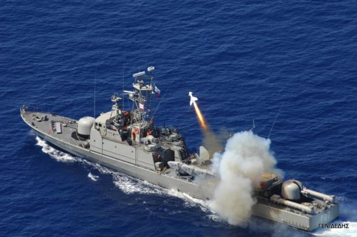 «Θαλάσσιος Γρύπας» στο Αιγαίο! Οι Ελληνικές ΕΔ είναι εδώ! ΦΩΤΟ | Newsit.gr