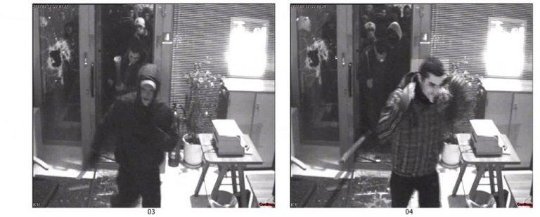 Νέες φωτογραφίες αγνώστων από τις λεηλασίες στο κέντρο της Αθήνας | Newsit.gr