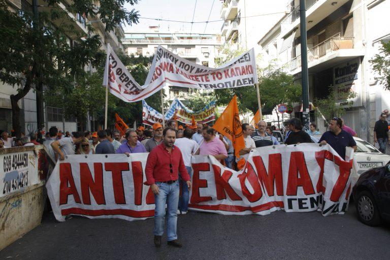 Φωτόπουλος: Καταλήψεις σε όλα τα υπουργεία, αεροδρόμια, λιμάνια και 48ωρες απεργίες | Newsit.gr