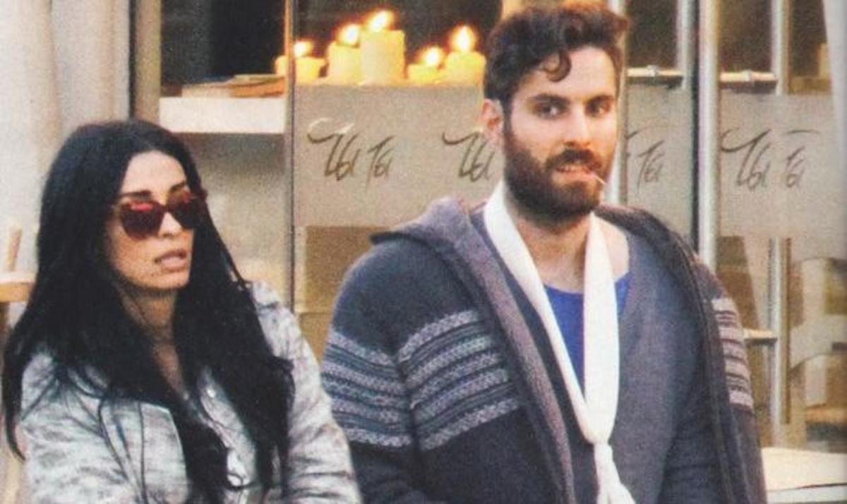 Ελένη Φουρέιρα – Δημήτρης Πελέκης: Πέντε μήνες μαζί!   Newsit.gr