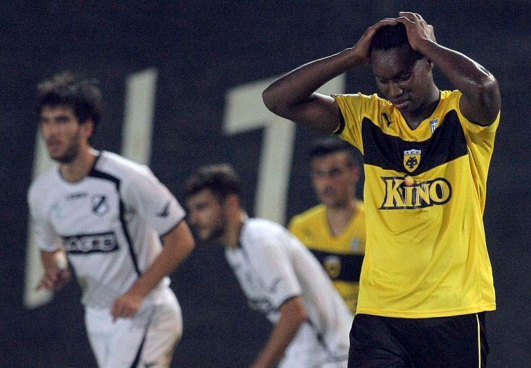 Οπαδοί της ΑΕΚ επιτέθηκαν στον Φουρτάδο – Αποχώρησε με… προστασία! | Newsit.gr