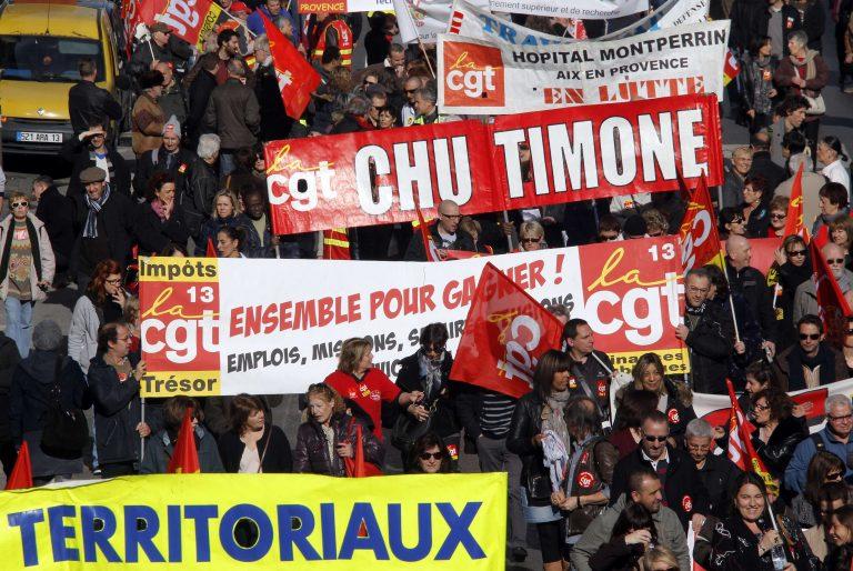 Απεργούν γιατί θέλουν αυξήσεις στη Γαλλία | Newsit.gr
