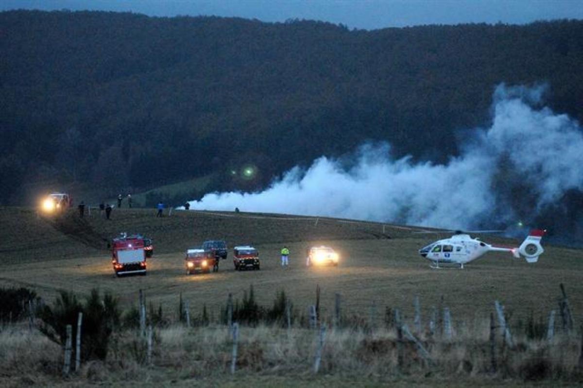 Αεροπορικό δυστύχημα στη Γαλλία με 5 νεκρούς   Newsit.gr