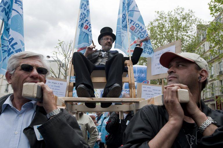 Διαδηλώσεις για την Πρωτομαγιά σε όλο τον κόσμο   Newsit.gr