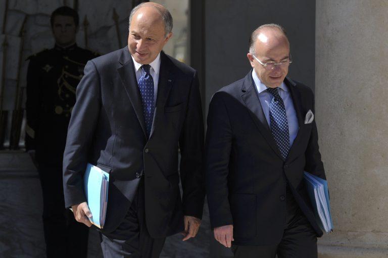 Οι Γάλλοι υπουργοί κάνουν περικοπές! | Newsit.gr