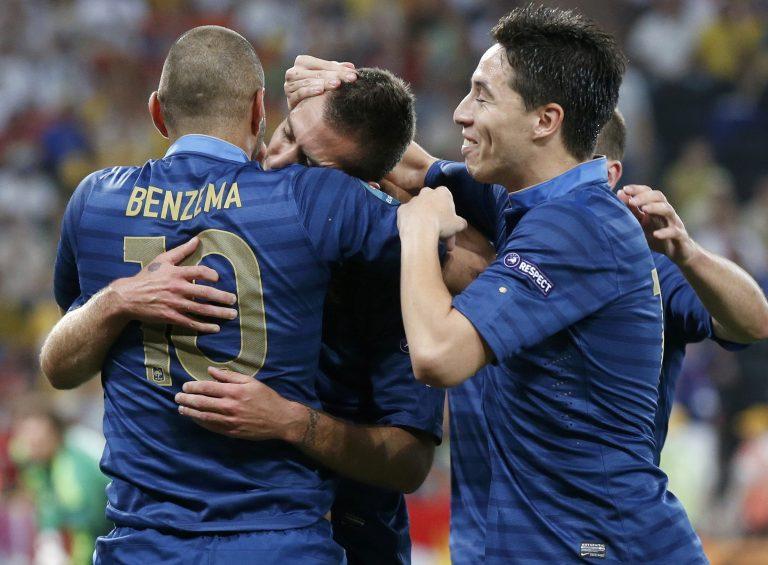 LIVE: Ουκρανία – Γαλλία 0-2 | Newsit.gr
