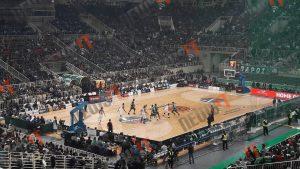 Παναθηναϊκός – Ολυμπιακός 77-79: «Eρυθρόλευκη» νίκη στη ματσάρα του ΟΑΚΑ