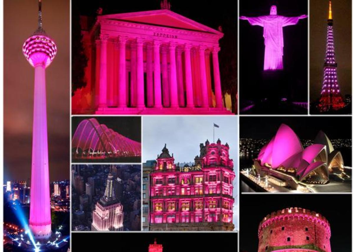 Αύριο το κέντρο της Αθήνας γίνεται ροζ! Πού, πώς, γιατί θα τα δεις εδώ!   Newsit.gr