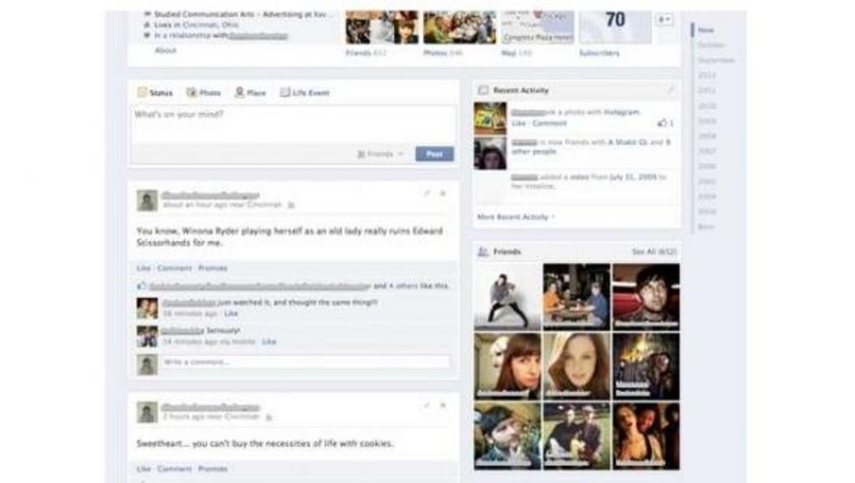 Tο Facebook δοκιμάζει νέα διάταξη   Newsit.gr