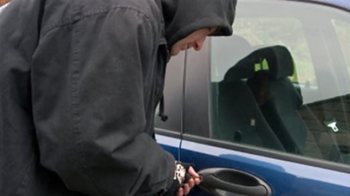 Φυλάκιση εαν σας κλέψουν το αυτοκίνητο | Newsit.gr