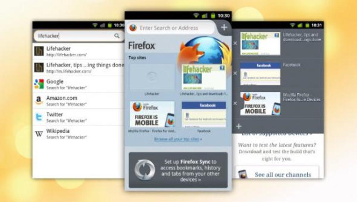 Ο Firefox ήρθε και στα Android! | Newsit.gr