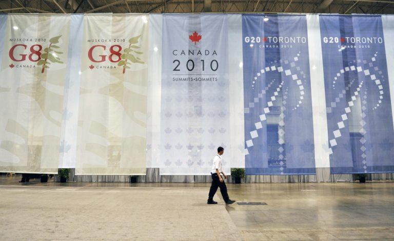Αρχίζει η σύνοδος των G20 στον Καναδά | Newsit.gr