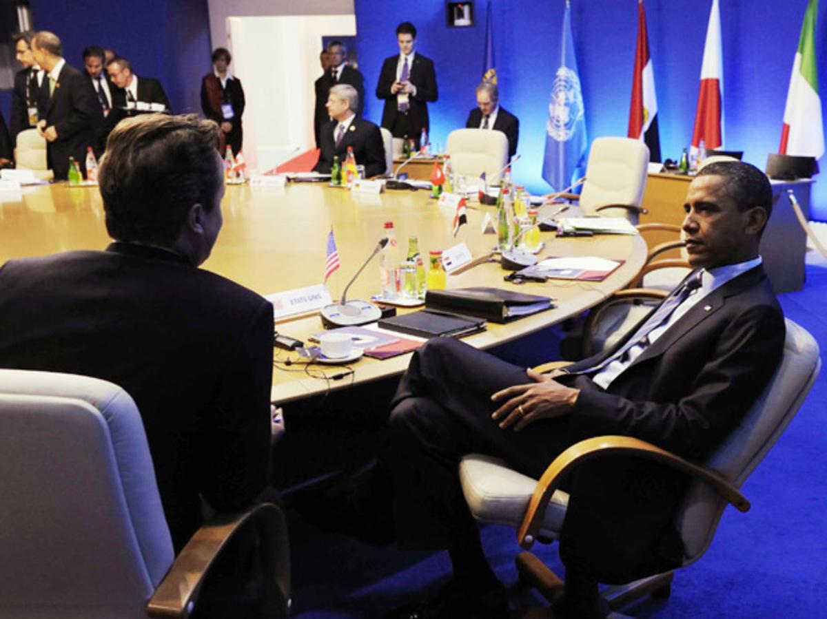 Η Ελλάδα στο επίκεντρο της συνόδου κορυφής G8   Newsit.gr