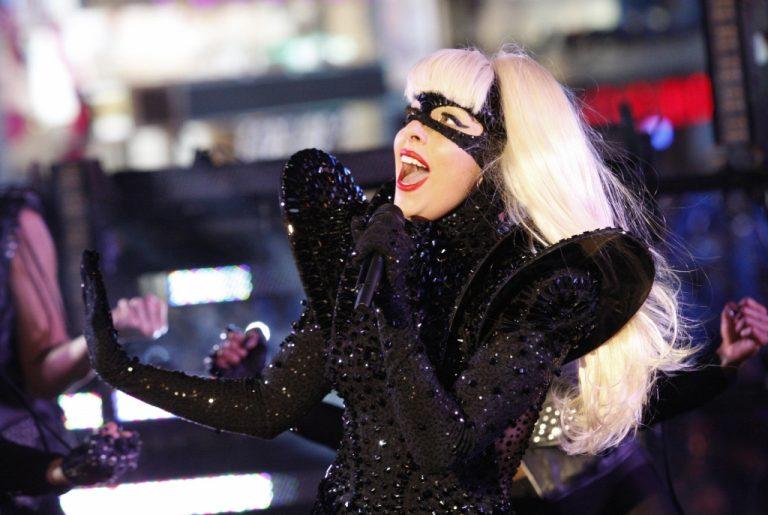 Η Lady Gaga έφερε τον νέο χρόνο στην… Νέα Υόρκη | Newsit.gr