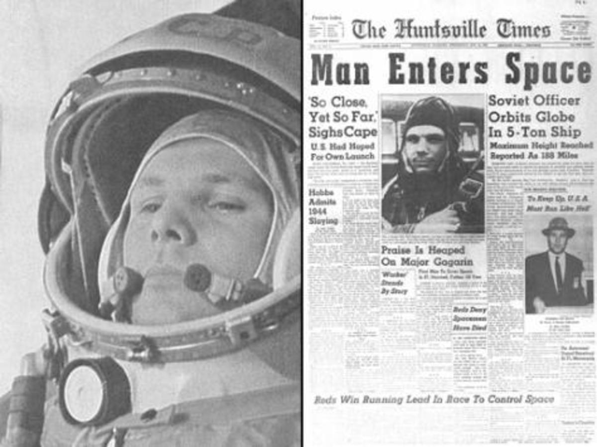 Γκαγκάριν:Πως είδε τη γη από τροχιά,τα 11 λάθη της πτήσης και βίντεο από την ιστορική 12η Απριλίου 1961 | Newsit.gr