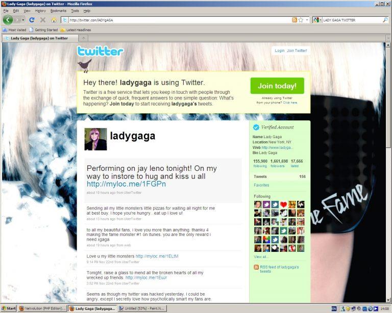 L.Gaga: 1000 δολάρια για πίτσα! | Newsit.gr