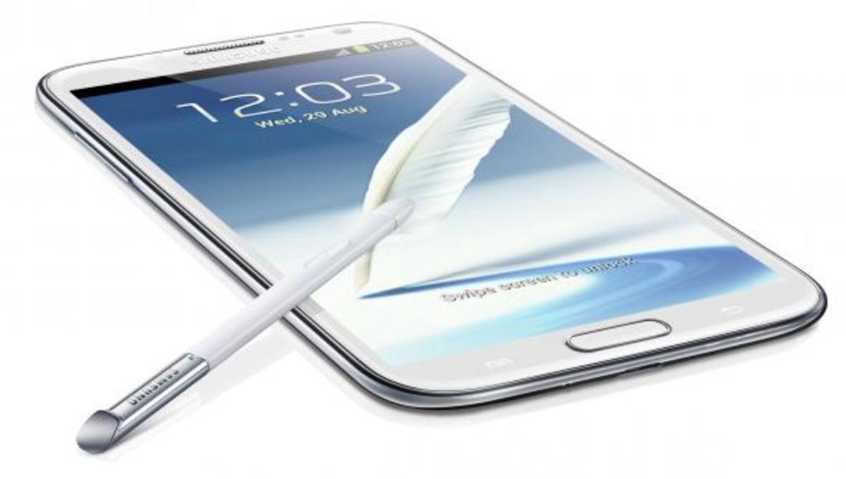 Αυτό είναι το Galaxy Note II της Samsung | Newsit.gr
