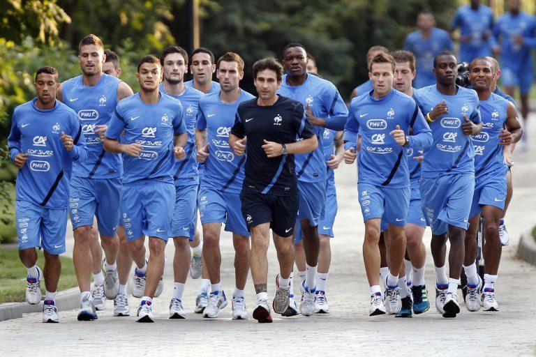 «Χαμός» στην προπόνηση της Γαλλίας – Βαριές κουβέντες μεταξύ παικτών | Newsit.gr