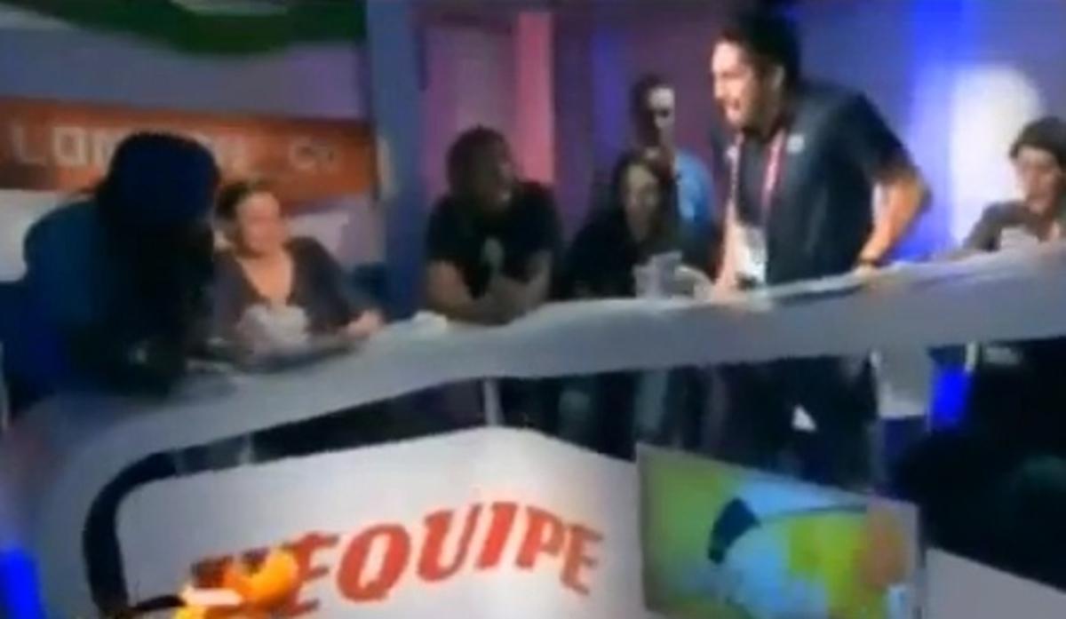 Γάλλοι Ολυμπιονίκες έκαναν… καλοκαιρινό τηλεοπτικό στούντιο (VIDEO) | Newsit.gr