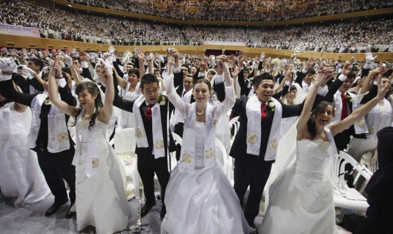 2.000 ζευγάρια παντρεύτηκαν ταυτόχρονα – Βίντεο | Newsit.gr