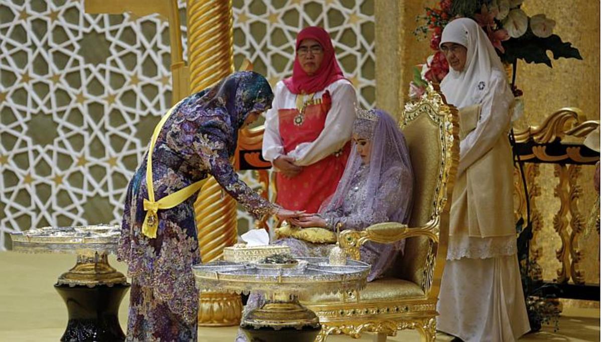 Ένας γάμος γεμάτος χλιδή και πλούτο – ΒΙΝΤΕΟ | Newsit.gr