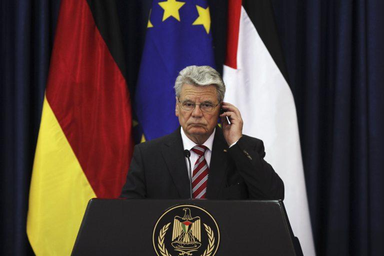 Γκάουκ: Δε τίθεται θέμα μιας Ευρώπης δύο ταχυτήτων | Newsit.gr