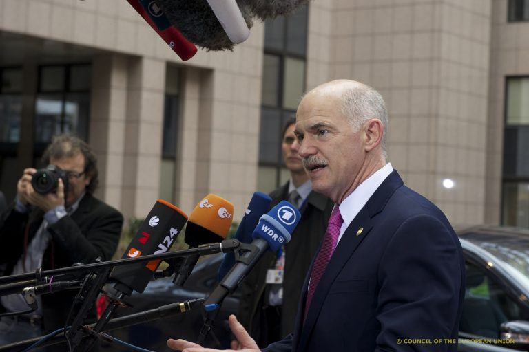 Υπέρ των ευρωομόλογων ο Γ.Παπανδρέου | Newsit.gr