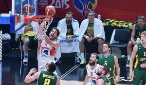 """Eurobasket 2015: """"Ασέβεια προς το ισπανικό έθνος και τον Γκασόλ"""""""