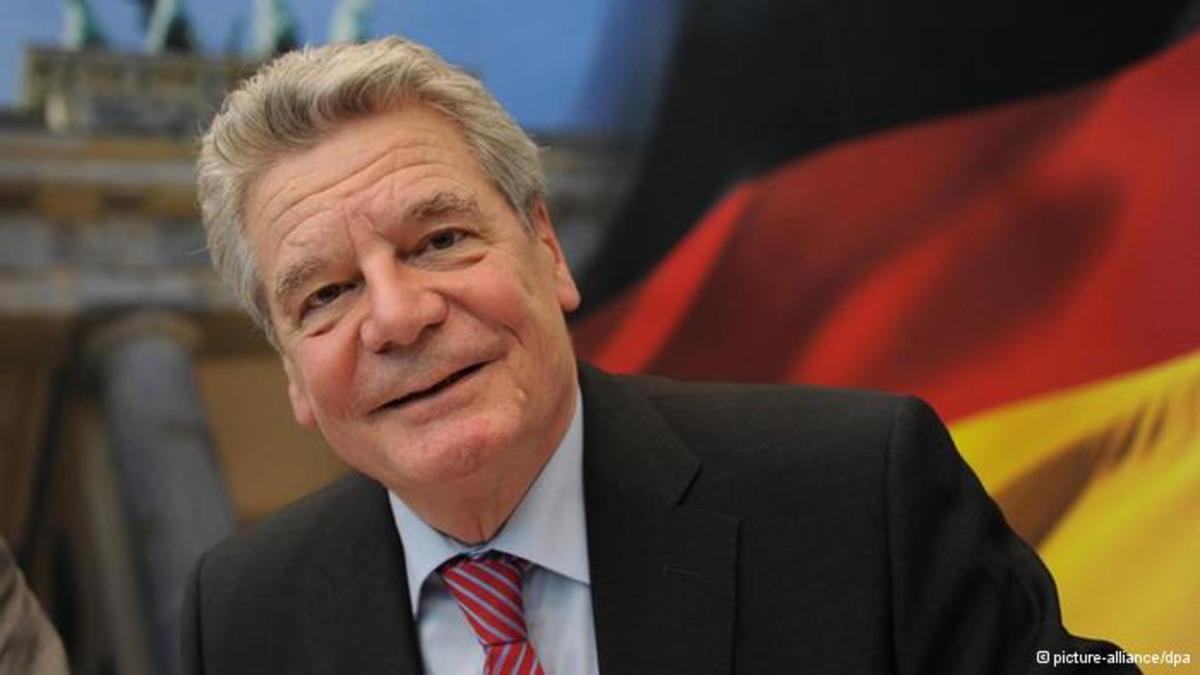 Γκαουκ: Δε μπορεί η Γερμανία να υποδείξει στην Ελλάδα τι θα κάνει | Newsit.gr