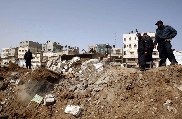 Ισραηλινή επίθεση στη Λωρίδα της Γάζας | Newsit.gr
